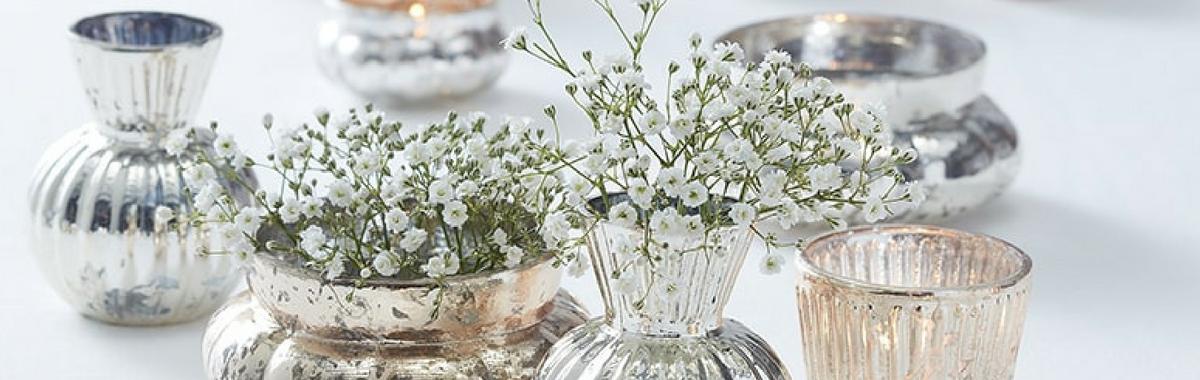 deko glas deko vasen teelichthalter glas van harte. Black Bedroom Furniture Sets. Home Design Ideas