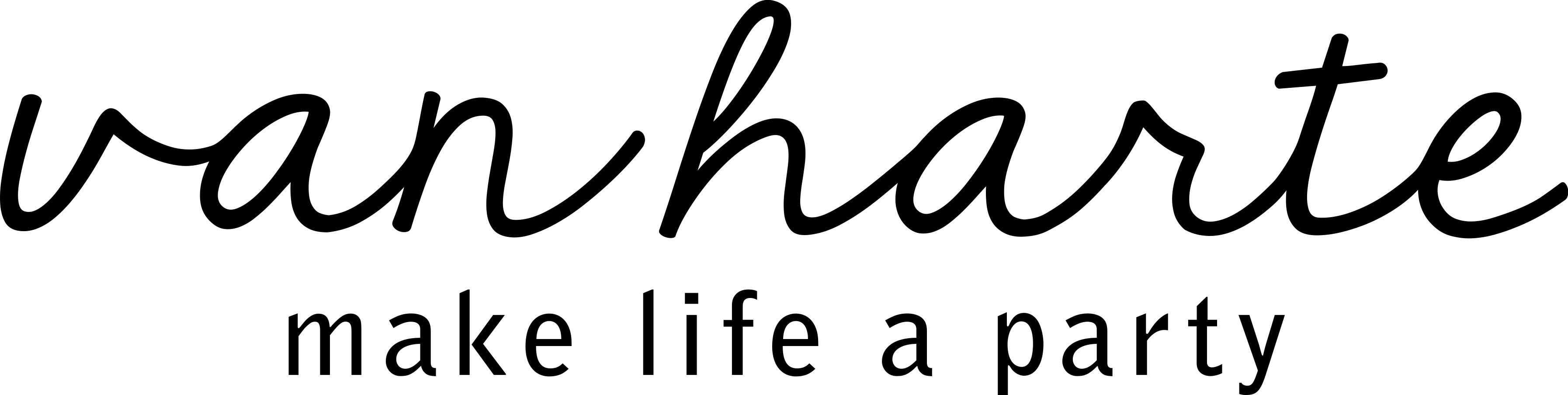 van harte | Dekoration für Party, Hochzeit & Kindergeburtstag